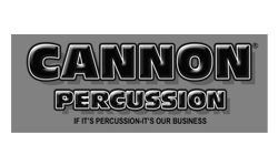 Cannon Percussion Authorized Dealer