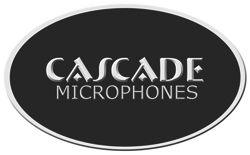 Cascade Microphones Authorized Dealer
