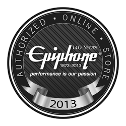 Epiphone Authorized Dealer