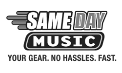 Same Day Music Authorized Dealer